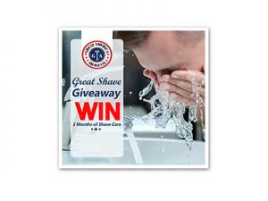 The Great Shave Giveaway