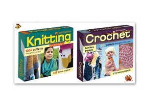 Win a Knitting and Crocheting Calendars Prize Pack