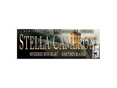 Stella Cameron Autographed Book Giveaway