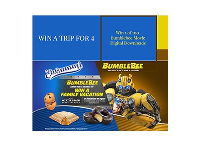 Little Bites Family Vacation Sweepstakes