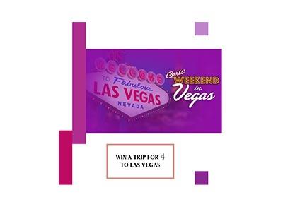 Win a Girls Weekend in Vegas