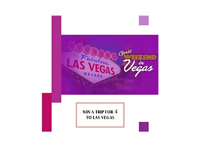 Win a Girls Weekend in Vegas
