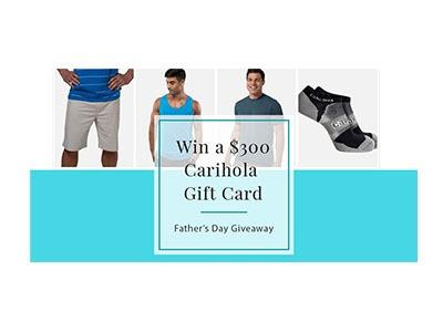 Win a $300 Carihola Gift Card