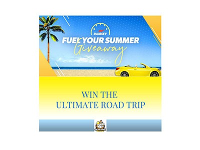 Win the Ultimate Summer Road trip