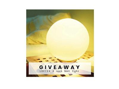 Win LOFTEK Ball Light