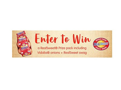 Win a RealSweet Prize Pack