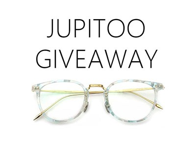 Jupitoo Glasses Giveaway
