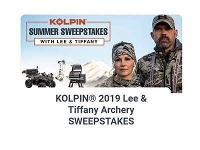 Kolpin Outdoors Summer Sweepstakes