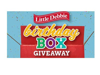 Little Debbie Birthday Box Giveaway