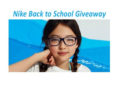 Nike Back to School Giveaway