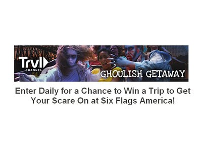 Travel Channel Ghoulish Getaway