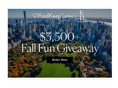 Fall Fun Giveaway