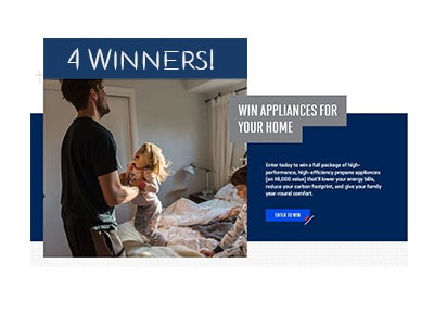 Win Appliances for Your Home