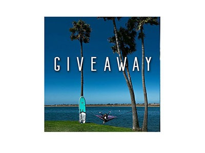 Win an Inflatable Paddle Board and Hammock
