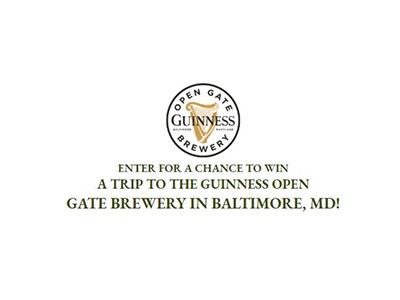 F20 Guinness Brewers Dinner Sweepstakes