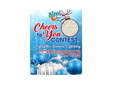 Dippin' Dots Cheers to You Contest