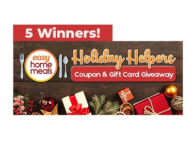 Holiday Helpers Gift Card Giveaway