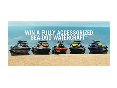 Win a Sports Vehicle Sweepstakes