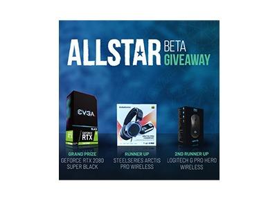 Allstar Beta Giveaway