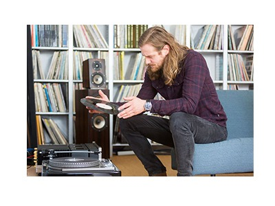 RockMerch Turntable and Vinyl Record Sweepstakes