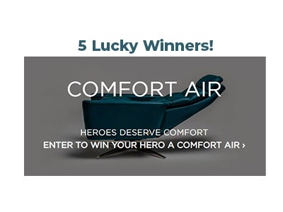 American Leather Comfort Air Giveaway