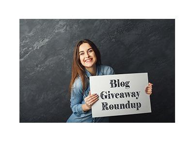 Blog Giveaways Roundup