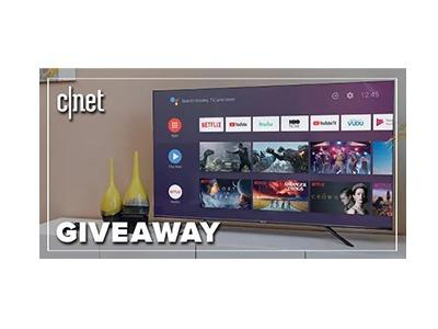 CNET 4K TV Giveaway