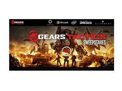 Gears Tactics Sweepstakes