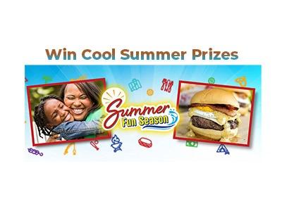 Martin's Summer Fun Season Sweepstakes