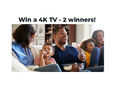 VRBO Movie-cation Sweepstakes