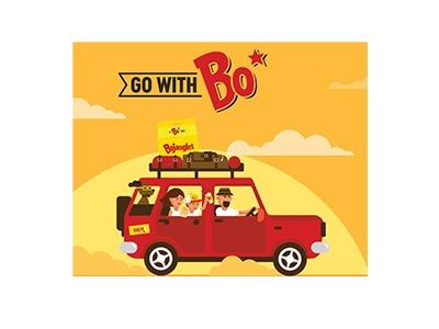 Bojangles Go With Bo Sweepstakes