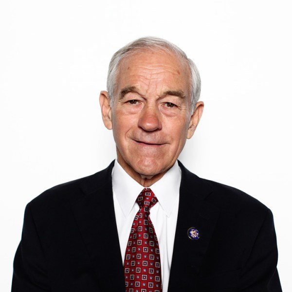Congressman Ron Paul for TIME – The Golden Hour