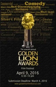 Golden Lion Awards Poster 2016_web