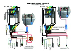 Electric Scooter Esc Wiring Diagram | Wiring Diagram