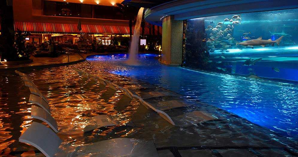 Pools Texas Resort Lazy River