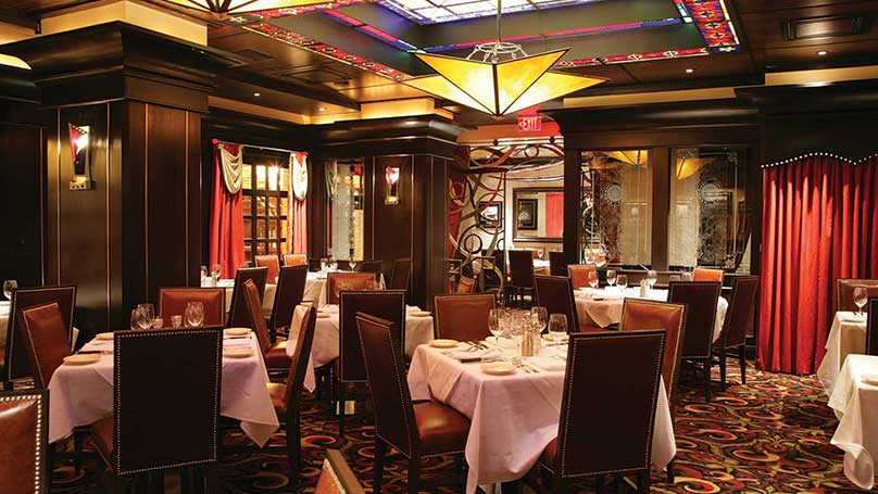 Top Ten Steak Restaurants