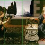 Leonardo-da-Vincis-The-Annunciation-Uffizi-Left-Center