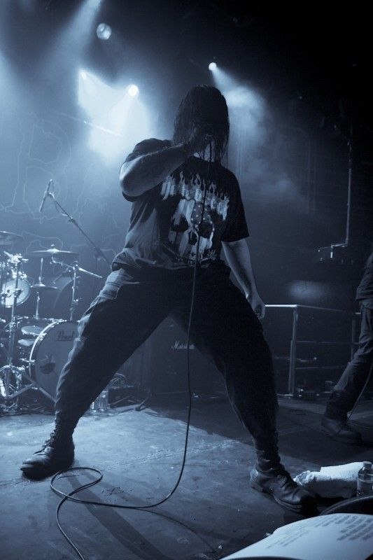 Cannibal Corpse at The Academy Dublin (4)