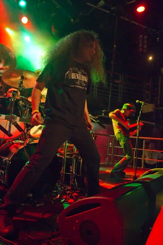 Condemned supporting Cannibal Corpse at The Academy Dublin (1)