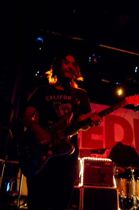 Feeder at The Academy – August 19th 2010 (2)