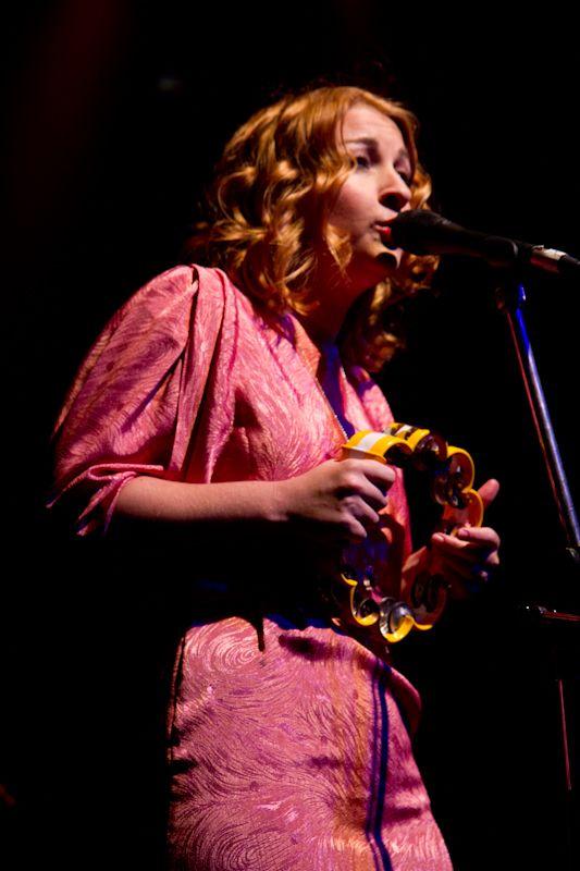Kate Miller Heidke @ Vicar Street by Kieran Frost