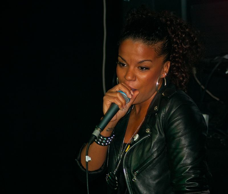 Ms Dynamite @ Twisted Pepper – Abraham Tarrush (2)