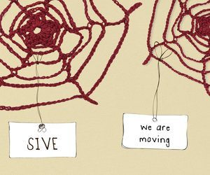 Review: Sive – We Are Moving