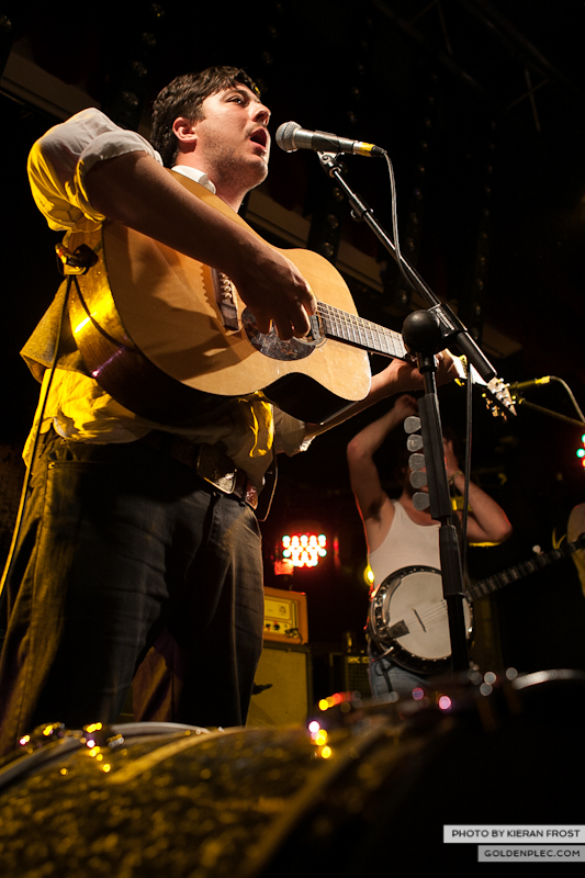 Mumford and Sons @ Arthur's Day 2012