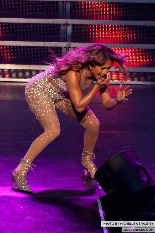 J-Lo at O2 19 Oct 2012-3295