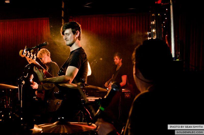 Kodaline @ The Sugar Club by Sean Smyth-20