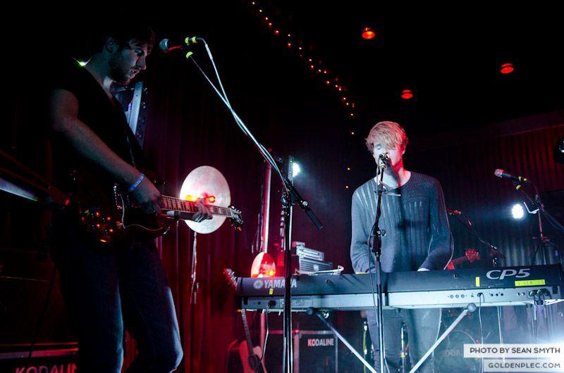 Kodaline @ The Sugar Club by Sean Smyth-32