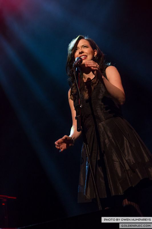 The Civil Wars @ The Olympia  by Owen Humphreys-13