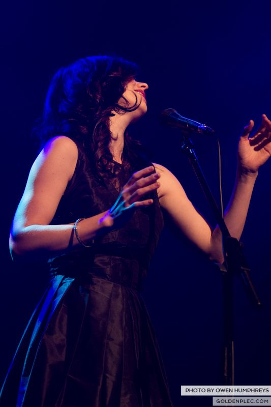 The Civil Wars @ The Olympia  by Owen Humphreys-14