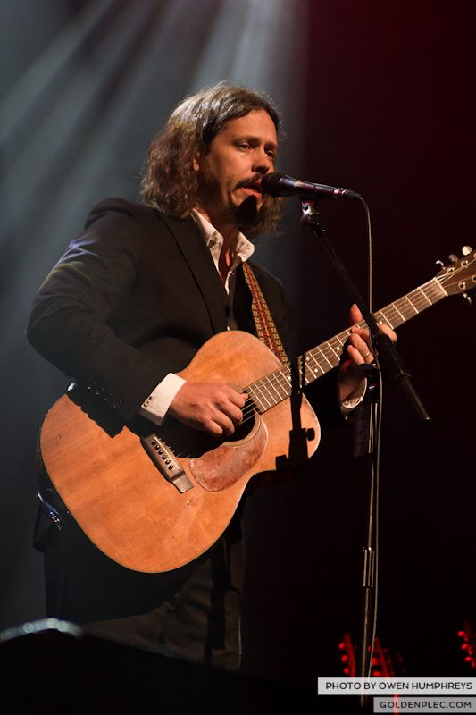 The Civil Wars @ The Olympia  by Owen Humphreys-17